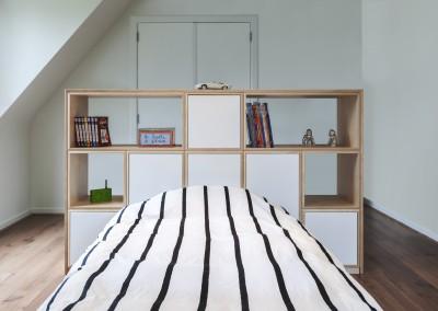 Tête de lit érable