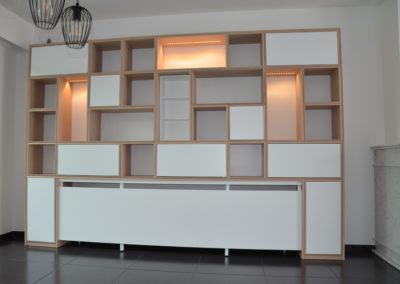 Bookcase - LED