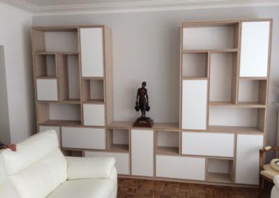 Bibliothèque - deco